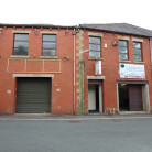 Commercial unit - Gillies Street, Accrington, Lancashire, BB5-6RR